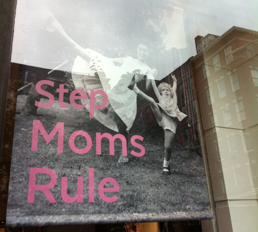 Stepmums rule